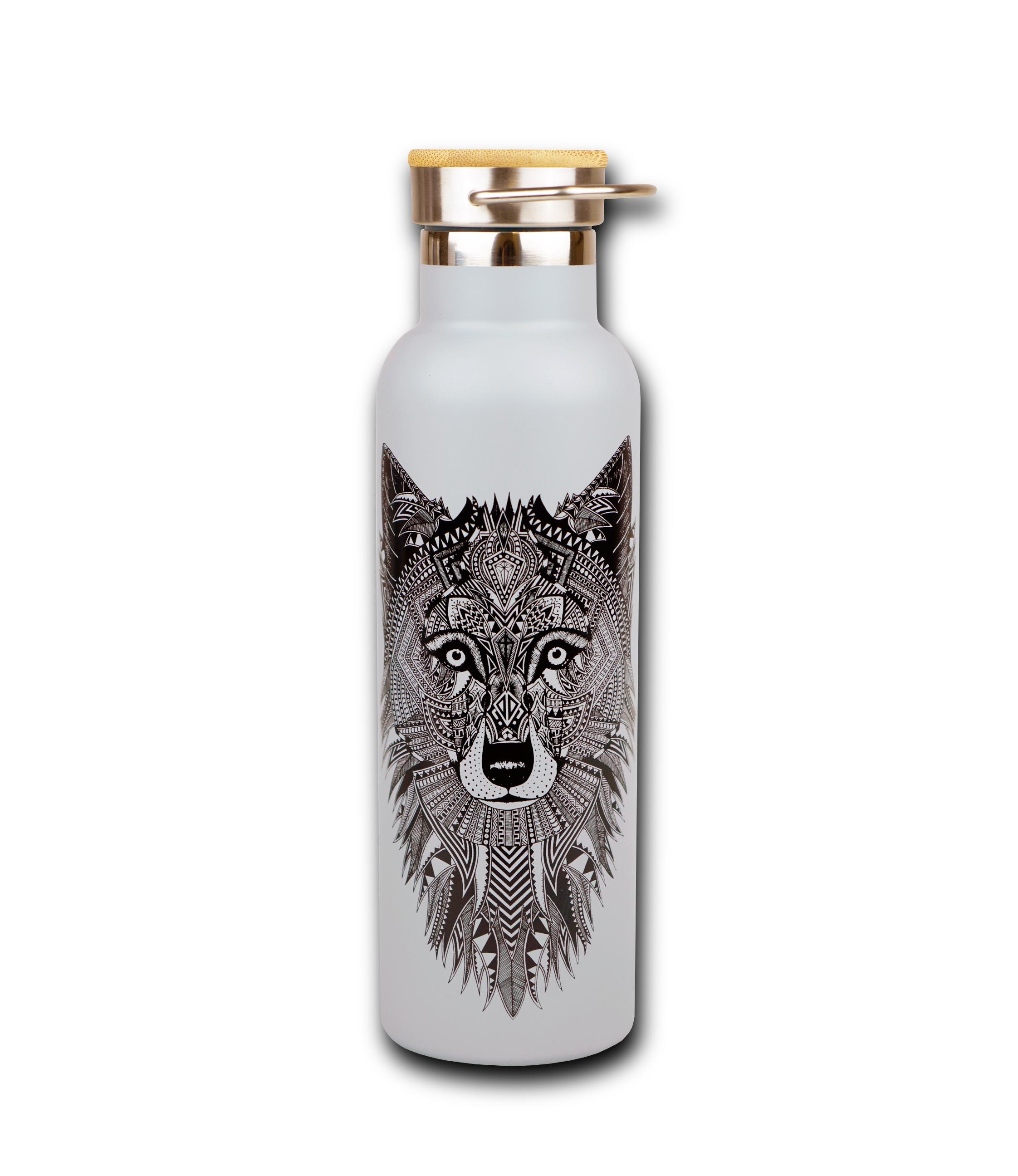 Thermosflasche GREY WOLF