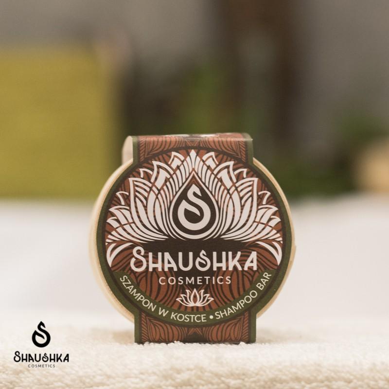 Harte Nuss- Ayurvedisches Shampoo