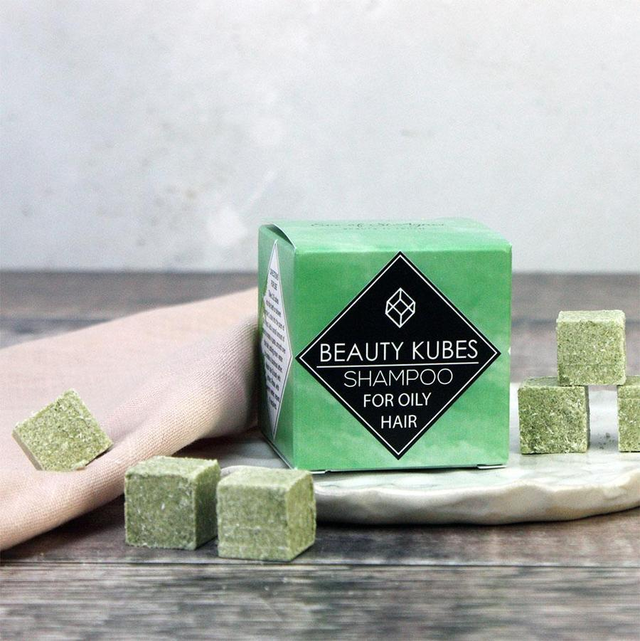Beauty Kubes Shampoo für fettiges Haar