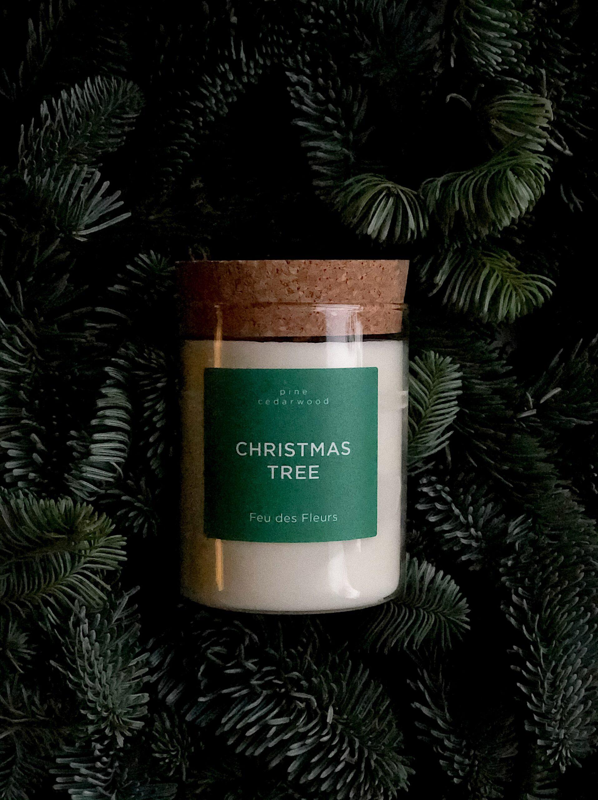 CHRISTMAS TREE - Kerze