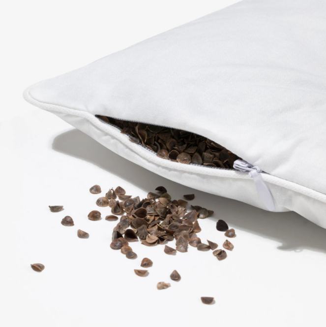 Buckwheat hull Sleeping Pillow