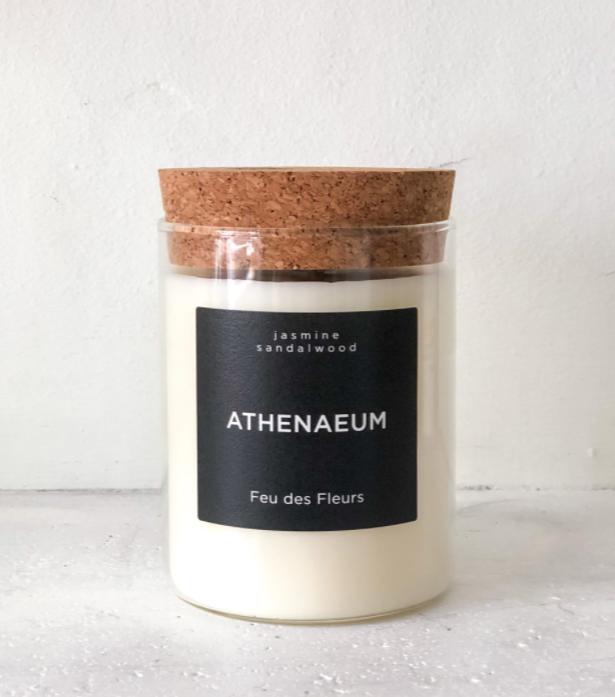ATHENAEUM Kerze