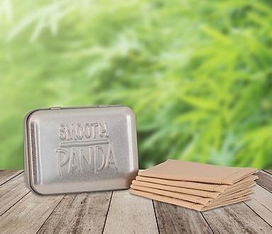 Taschentücher Box aus Metall
