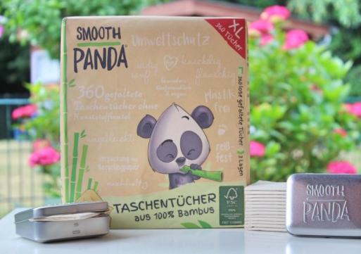 Bambus Taschentücher 360Stück